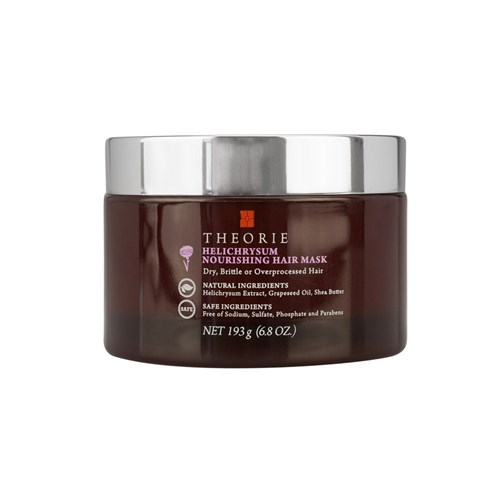 Theorie Helichrysum Nourishing Hair Treatment Mask