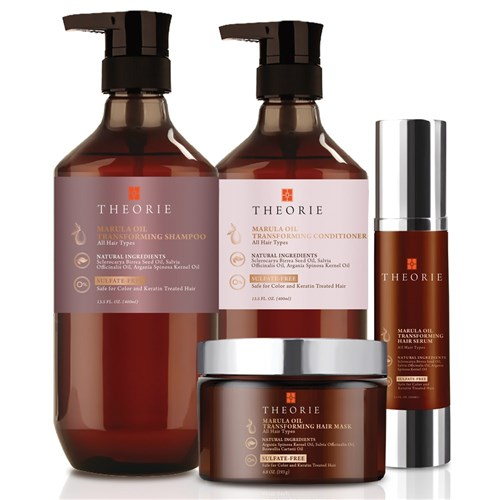 Theorie Marula Oil Transforming Hair Mask