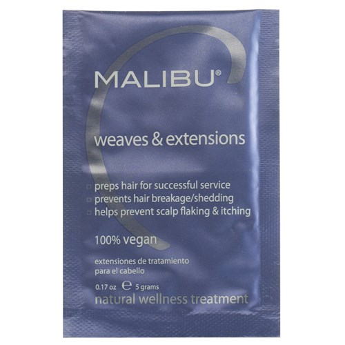 Malibu C Weaves and Extensions Hair Treatment