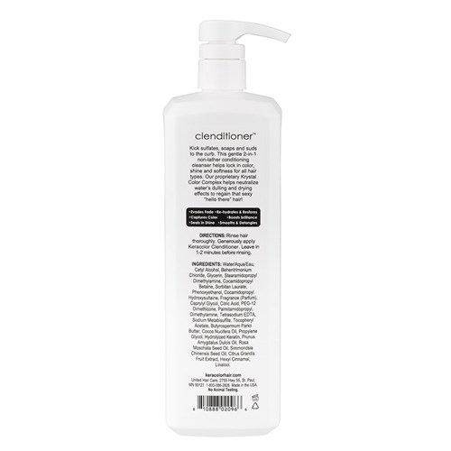 Keracolor Clenditioner Conditioning Shampoo 1L
