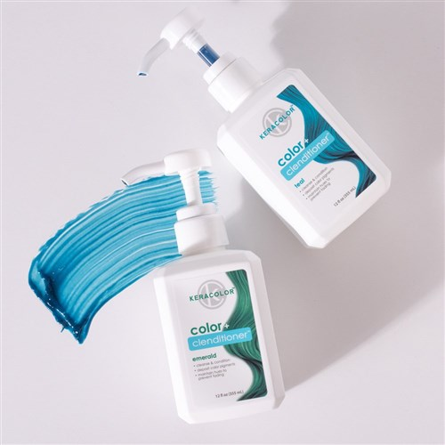 Keracolor Color Clenditioner Colour Shampoo Emerald