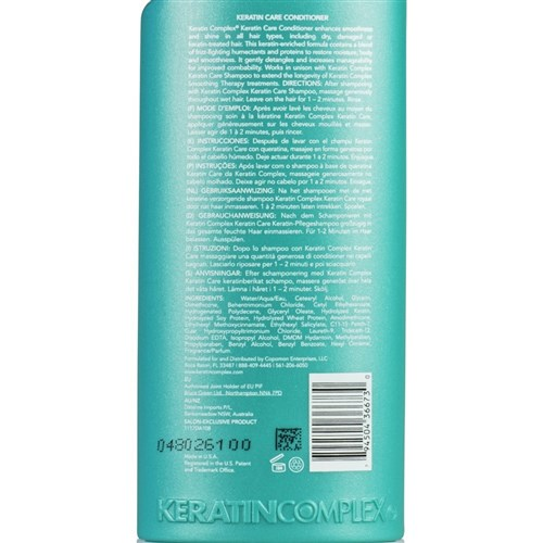 Keratin Complex Keratin Care Conditioner