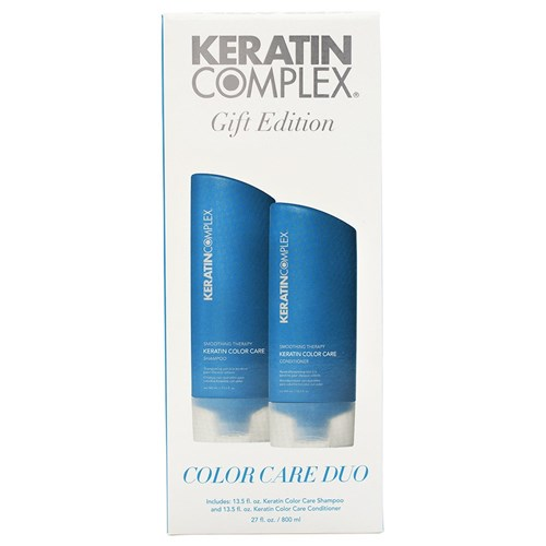 Keratin Complex Colour Care Duo Pack