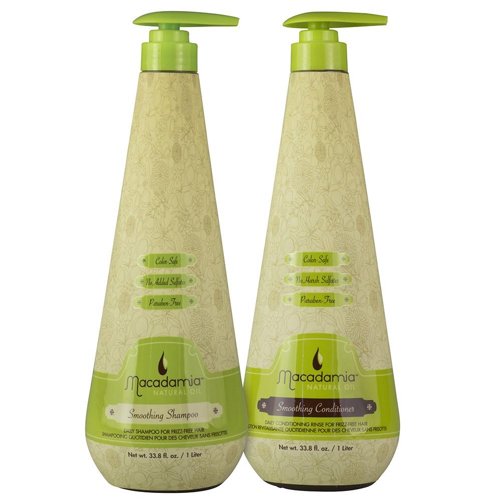 7773fe3dc68 Macadamia Natural Oil Smoothing Shampoo 1L - i-glamour.com