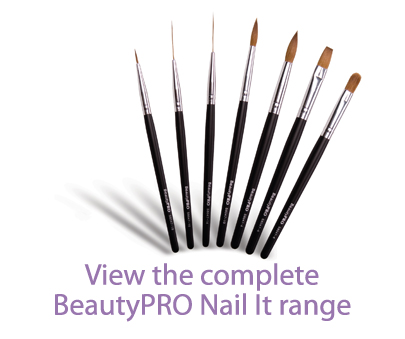 View the complete BeautyPRO Nail It range