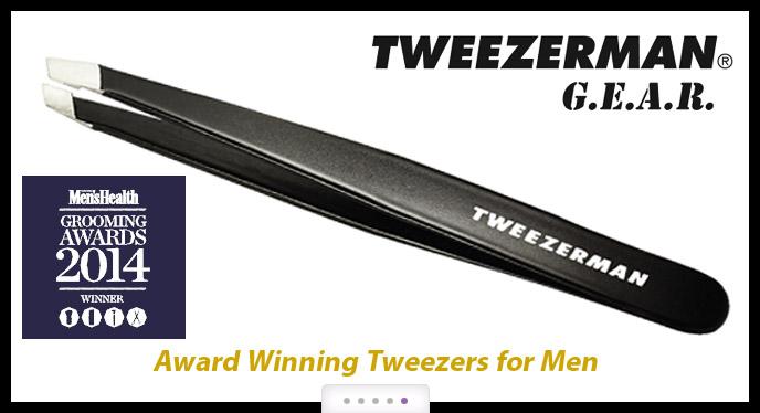 Tweezerman Gear